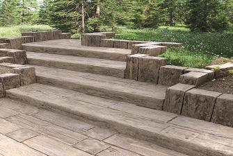terrasse wege einfahrten planen und gestalten h usler. Black Bedroom Furniture Sets. Home Design Ideas