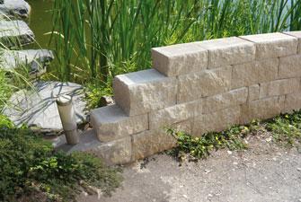 Bevorzugt Mauersteine, Gartenmauer und Steinmauer vom Profi | Häusler MZ97